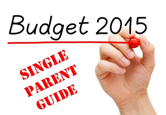 A single parent guide to Budget 2015
