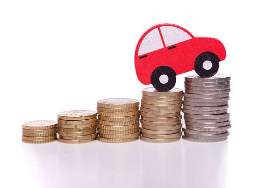 Save on Car Insurance - stock photo