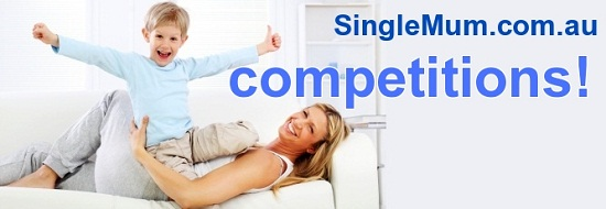 singlemum.com.au competitions - stock photo