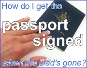 Go to the article - How do you get a childs passport?