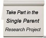 Single Parent Research Project