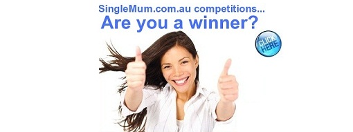 view singlemum.com.au competition winners - stock photo