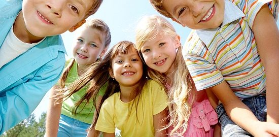 Encouraging healthy sexual development in 5-8 year olds