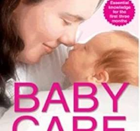 Baby Care by Rhodanthe Lipsett