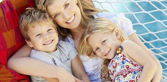 Preparing for a Child's Future as a Single Mum