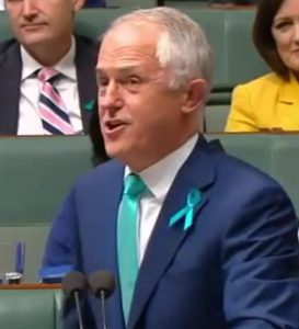 Malcolm Turnbull - questioned by the Huffpost about smoking pot