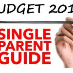 Single parent guide to the budget 2017