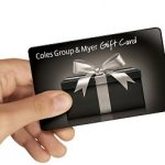 Win a $200 Coles Myer Gift Card!