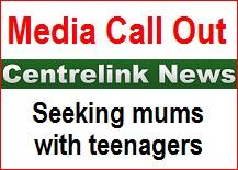 Seeking single mums that have teenage children