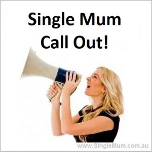 Single mum call out