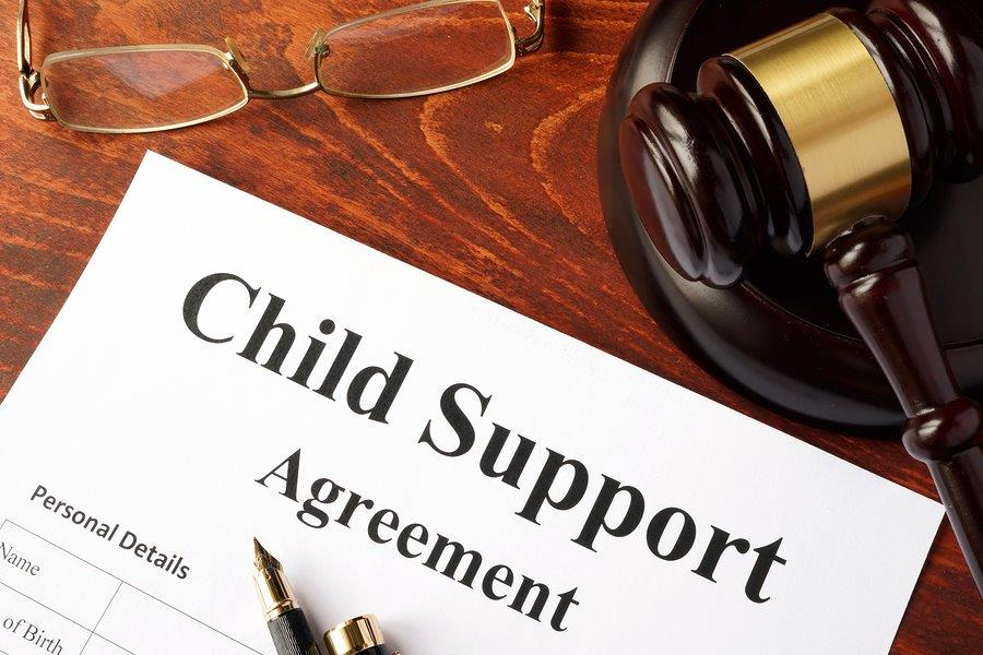 Child Support at tax time