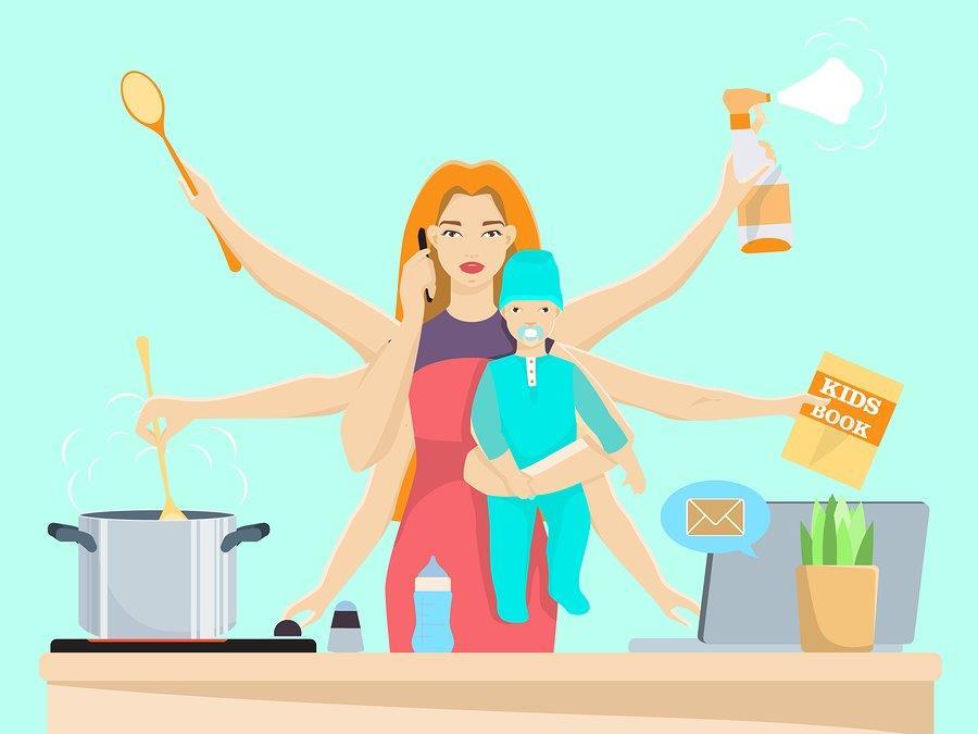 Single mum time-saving tips