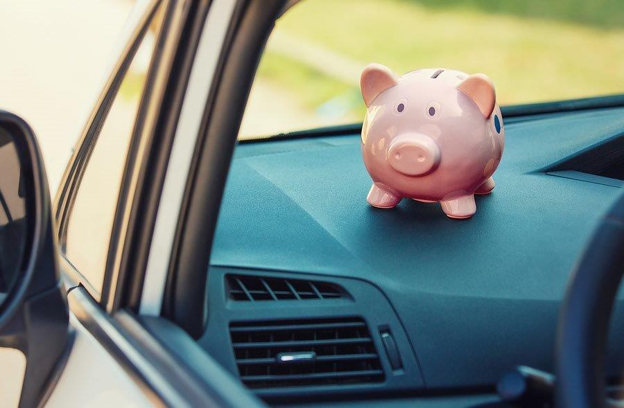 Keep money in the car just in case