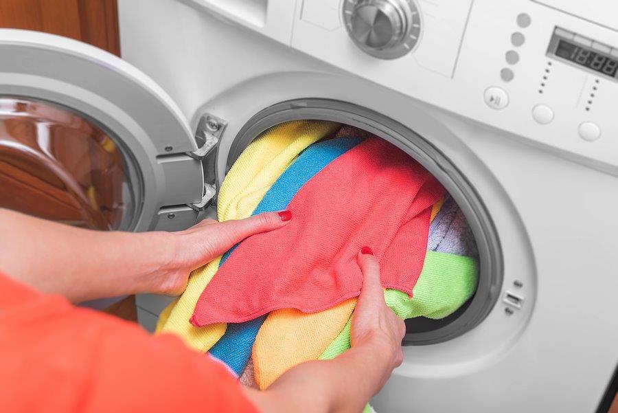 Do a mid-week wash