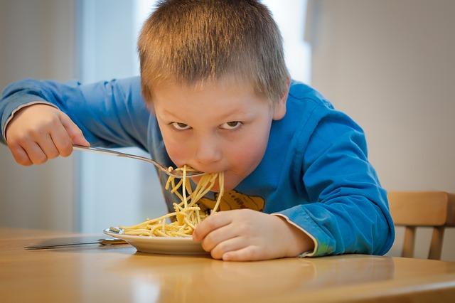 Feeding single parent households