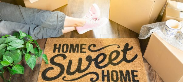 Single mum moving home tips