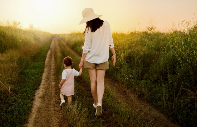 A single mum's letter to her ex - Photo source: Bigstock.com