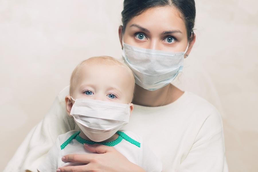 Coronavirus mother