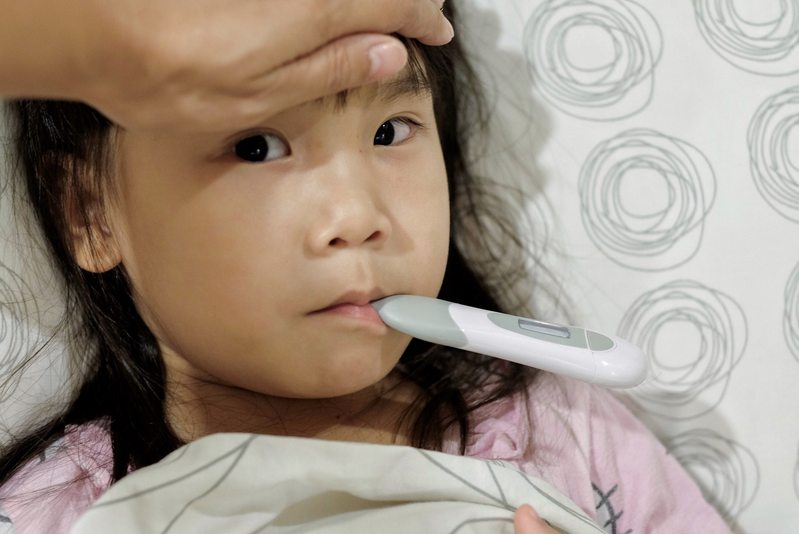 Coronavirus child infection