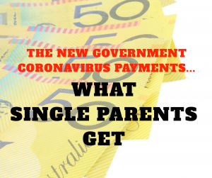 Two NEW Centrelink Coronavirus payments - what single parents get
