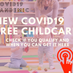 New FREE Childcare - who gets it - and when!