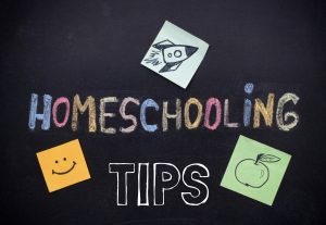 COVID19 Homeschooling tips