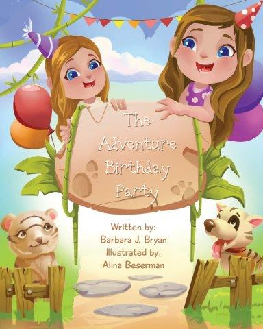 The Adventure Birthday Party by Barbara Bryan