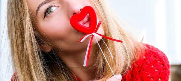 Single mums on Valentines Day