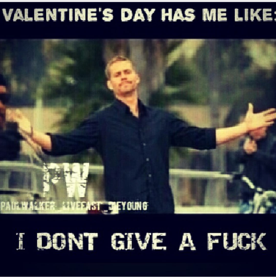 Valentines Day has me like