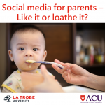 La Trobe University study - single parent research opportunity