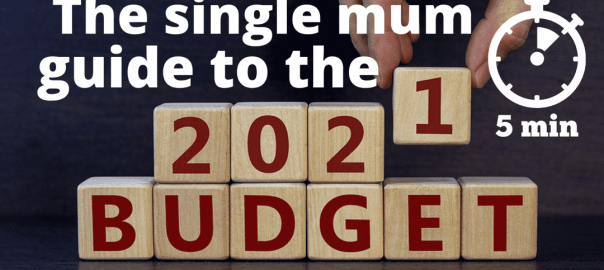 Single mum guide to the budget
