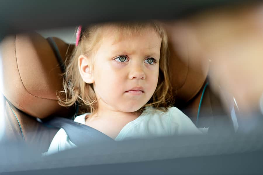 Children abducted by their father - Stock photo - Image source: Bigstock