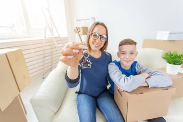 Can both parents access the scheme?