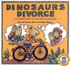 Dinosaurs Divorce childrens book