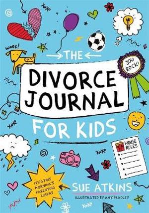 Divorce Journal for kids