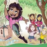 Amy and the Wilpena Flood - Australian Girl Doll Books