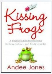 Kissing Frogs by Andee Jones