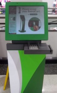 Basics card terminal
