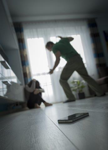 Woman perpetrators in domestic violence are often powerless - Image source: Bigstock.com