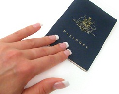 Father is out of contact - how do I get son a passport?